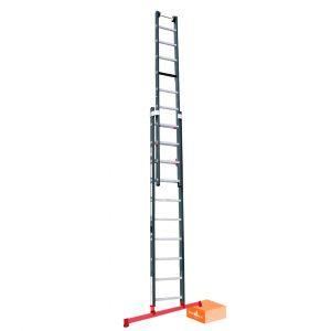 Gelakte Smart Level Ladder tweedelig