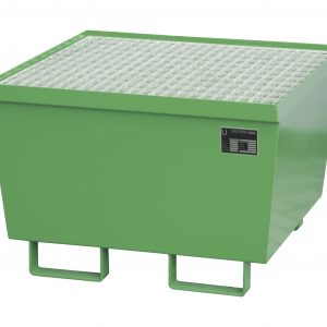 Opvangbak - 1 X 200 l vat