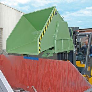 Kiepcontainer voor zwaardere lasten - Cap 0,30 m³