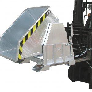 Kiepcontainer voor zwaardere lasten - Cap 1,00 m³