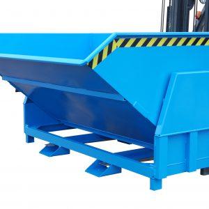 Kiepcontainer voor zwaardere lasten - Cap 0,60 m³