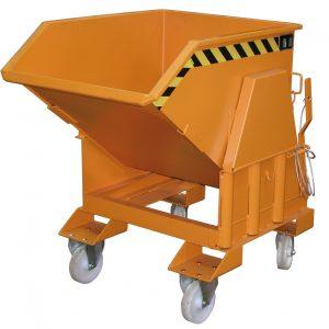 Kiepcontainer voor zwaardere lasten - Cap 1,10 m³