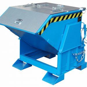 Kiepcontainer voor zwaardere lasten - Cap 0,70 m³