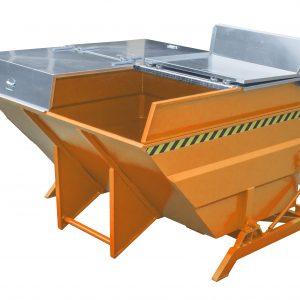 Volumekiepcontainer BKC - Cap: 4,00 m³