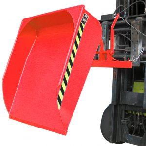 Schepbak voor heftruck - 0,50 m³