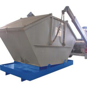 Container opvangbak