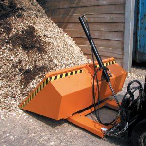 Hydraulische shovel - 1,20 m³ - dubbele scharnier