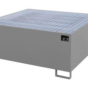 Opvangbak - 1 X 1000 l IBC voor gevaarlijke vloeistoffen