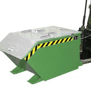 Kiepcontainer met lage bouwhoogte - Cap 1,00 m³