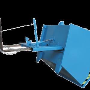 Kiepcontainer met lage bouwhoogte - Cap 0,50 m³