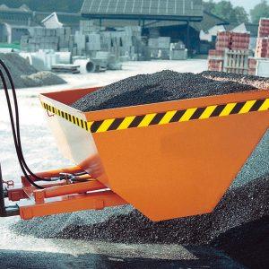 Hydraulische shovel - 0,50 m³ - met 2 cylinders