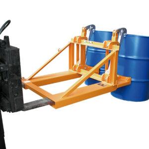 Vatenlifter voor metalen vaten