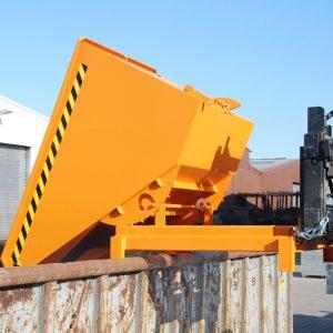 Kiepcontainer SK - Capaciteit 0,30 m³ - voor extra zware lasten