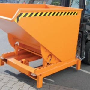 Kiepcontainer SK - Capaciteit 0,90 m³ - voor extra zware lasten