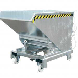 Kiepcontainer SK - Capaciteit 1,20 m³ - voor extra zware lasten