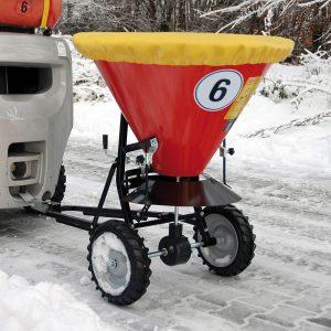 Strooiapparaat voor zand en zout - Cap: 105 l