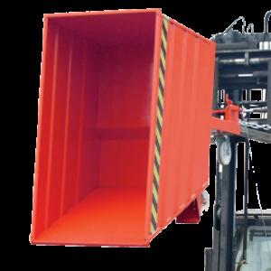 Kiepcontainer VD - Cap. 0,65 m³