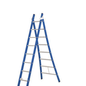 DAS Atlas 'Blue' dubbele ladder