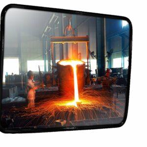 INOX industriële spiegel