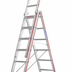 3-delige ladder - Hymer