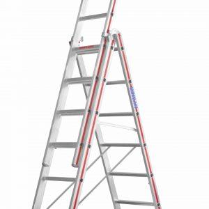 3-delige ladder - Hymer