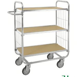 Etagewagen ESD - 3 schappen - tot 250 kg