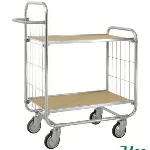 Etagewagen ESD- 2 schappen - tot 250 kg