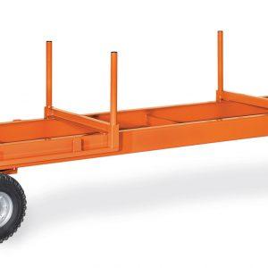 Langmateriaalwagen - Draagkracht tussen 2000 en 3000 kg