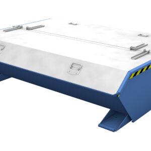 Kantelbak GU - Capaciteit 0,27 m³