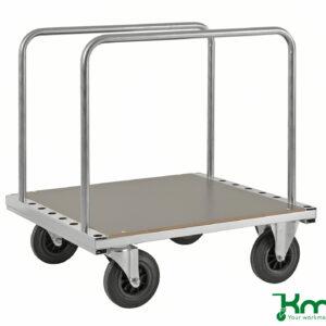 Platenwagen (zwaardere versie met gelamineerd platfrom)