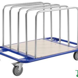Plaatwagen (enkel voor lichte materialen)