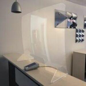 Plexiglascherm (Veiligheidsscherm)