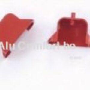 Wakü - Kunststofkappen zonder inkerving