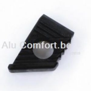 Kunststofvoet Compact Step - vooraan