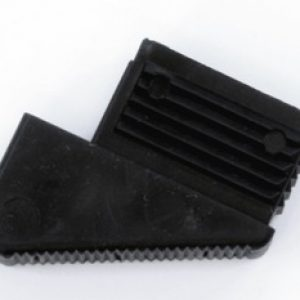 Kunststofvoet Compact Step - achteraan