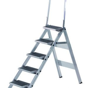 5 treden Little Jumbo trapladder