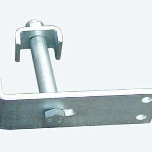 Tussenhouder T-rail voor stellingladdersysteem